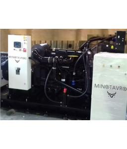 ΜΙΝ-ETT-450V Γεννήτρια (Η/Ζ) με max ισχύ 450 kVA (360 kW) MINOTAVROS
