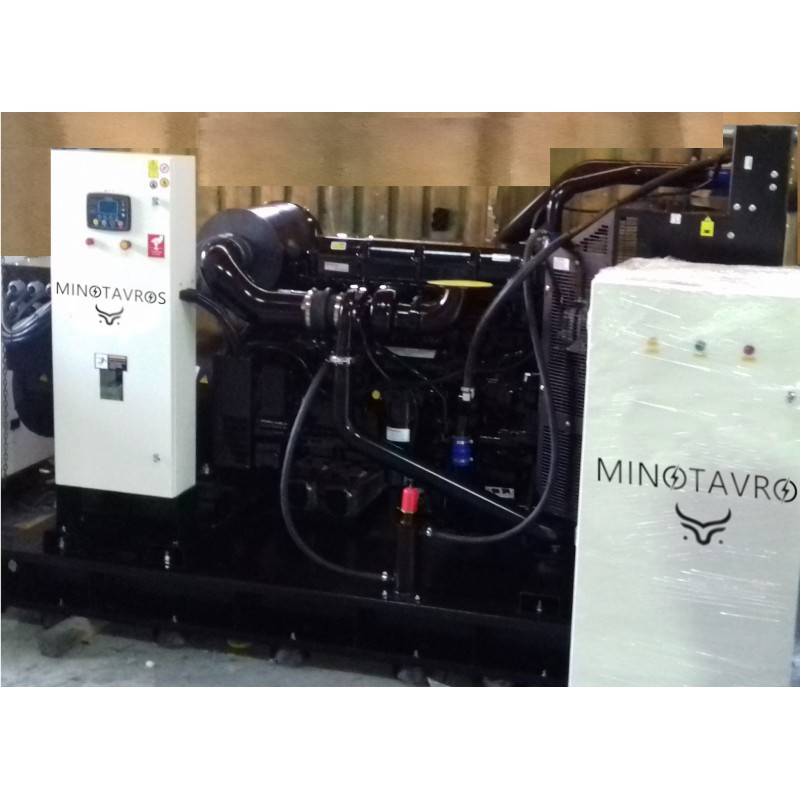 ΜΙΝ-ETT-770V Γεννήτρια (Η/Ζ) με max ισχύ 770 kVA (616 kW) MINOTAVROS