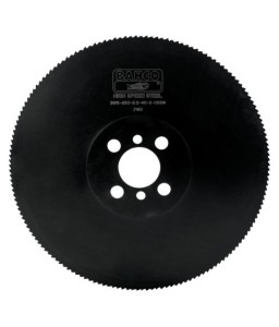 3815-250-2,0-40-2-03BW HSS Δίσκοι δισκοπριόνου με 40-2 αφαλό BAHCO