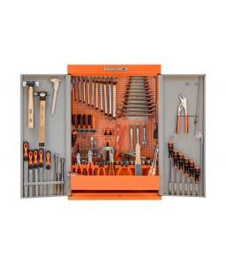 1495CD60TS1 ντουλάπι εργαλείων με 2 πόρτες γενικής χρήσης σετ εργαλείων - 110 τεμάχια BAHCO