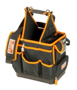 4750FB3-12 12 L ηλεκτρολόγου υφασμάτινη τσάντα εργαλείων BAHCO