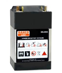 BBL800A LiFeP04 μπαταρία, 12V / 8Ah BAHCO