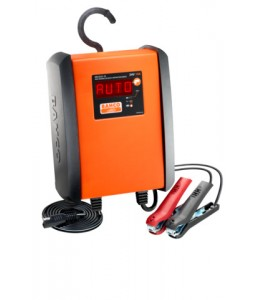 BBCE24-10 10 Amp πλήρως αυτόματος φορτιστής / συντηρητής για 24V μπαταρία BAHCO