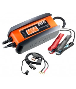 BBCE612-2 2 Amp πλήρως αυτόματος φορτιστής / συντηρητής για 6V/12V μπαταρία BAHCO