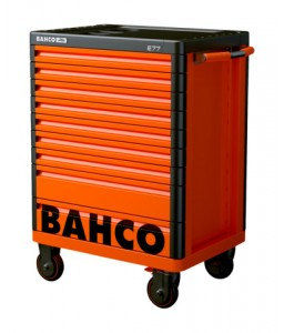 "1477K9 26"" E77 Premium Storage HUB εργαλειοφορέας με 9 συρτάρια BAHCO"