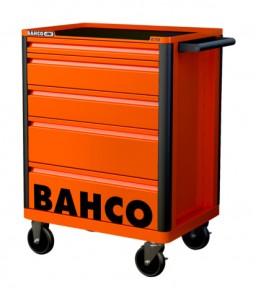 "1472K5 26"" E72 Storage HUB εργαλειοφορέας με 5 συρτάρια BAHCO"