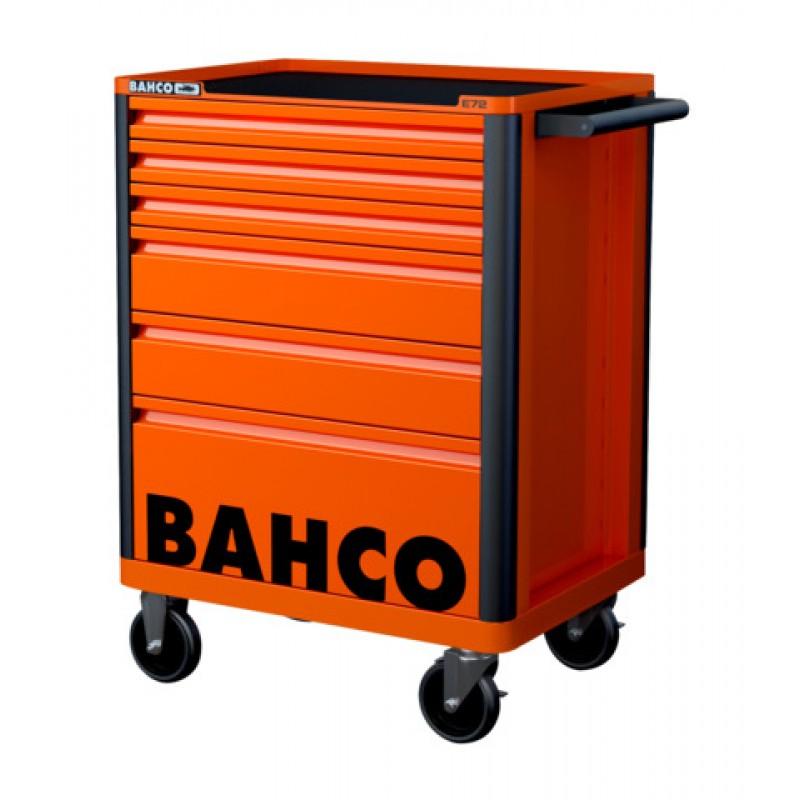 1472K6 26 E72 Storage HUB εργαλειοφορέας με 6 συρτάρια BAHCO