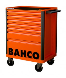 "1472K7 26"" E72 Storage HUB εργαλειοφορέας με 7 συρτάρια BAHCO"