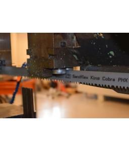 3854-27-0.9-PHX-2/3 παραγωγής κοπής μετάλλων διμεταλλική πριονοκορδέλα για μεγάλα και δύσκολα κράματα BAHCO