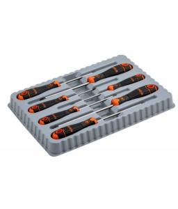 B219.027 BahcoFit TORX® κατσαβίδι σετ με λαστιχένια χειρολαβή - 7 τεμάχια BAHCO