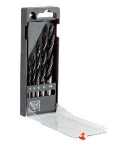 9646-SET-5 σετ τρυπάνια με ακίδα για ξύλο - 5 τεμάχια BAHCO