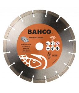3916-230-10L-RC δίσκοι κοπής από διαμάντι για οπλισμένο σκυρόδεμα BAHCO