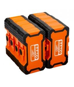 "59/S54BC-IP 1/4"" σετ μύτες για ίσια/Phillips/Pozidriv/εξάγωνα/βίδες με κεφάλι TORX με τρύπα - 54 τεμάχια/8 τεμάχια Carton Display BAHCO"