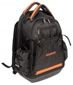 4750FB8 τσάντα πλάτης (backpack) με αντιολισθητικό πλαστικό σκληρό πάτο BAHCO