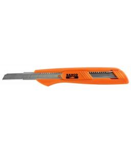 KG09-01 σπαστής λεπίδας - βοηθητικό μαχαίρι με 9 mm λεπίδα BAHCO