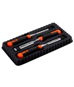 434-S3-EUR ERGO™ (Splitproof) προστασία απο διάσχιση σετ κοπιδιών - 3 τεμάχια/χάρτινο κουτί BAHCO