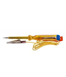 806-1-3 δοκιμαστικό κατσαβίδι (ελεγκτής τάσης) με διαφανή πλαστική χειρολαβή BAHCO