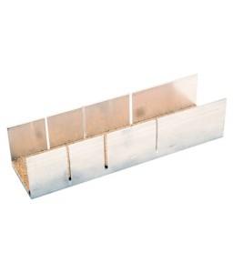 234-A1 αλουμινίου κουτί για φαλτσογωνίες BAHCO