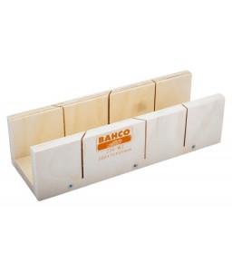 234-W1 πλακάζ ξύλινο κουτί για φαλτσογωνίες BAHCO