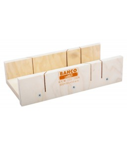 233-300 ξύλινο κουτί για φάλτσα με προαιρετικό πλευρικό τοίχωμα BAHCO