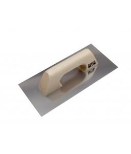2045A3000 μυστρί σοβατίσματος με ανοξείδωτη λεπίδα και ελαφριά λεύκας ξύλινη χειρολαβή BAHCO