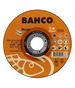 3911-115-T42-M υψηλής απόδοσης σμυριδόδισκοι κοπής για μέταλλο BAHCO