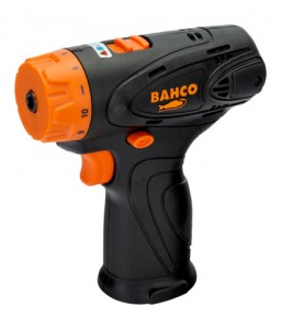 "BCL31SD1 12 V ¼"" εξάγωνο μπαταρίας κατσαβίδι 2 ταχυτήτων BAHCO"