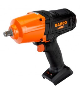 "BCL33IW2 18 V 1/2"" καρέ μπαταρίας Brushless κρουστικό κλειδί BAHCO"