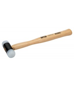 3625W-22 Nylon μύτη ματσόλα με ξύλινη χειρολαβή BAHCO