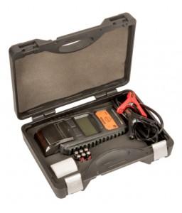 BBT80 6V και12V ψηφιακός ελεγκτής μπαταρίας με εκτυπωτή BAHCO