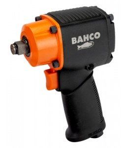 "BPC813 ½"" κοντό αερόκλειδο με διπλή σφύρα μηχανισμό BAHCO"