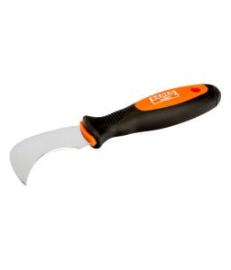 2488 γάντζο μαχαίρι με ανοξείδωτη λεπίδα και δύο στοιχείων χειρολαβή BAHCO