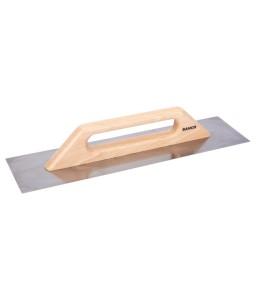 204030150 μυστρί σοβατίσματος με ανθρακοχάλυβα λεπίδα και ξύλινη χειρολαβή BAHCO