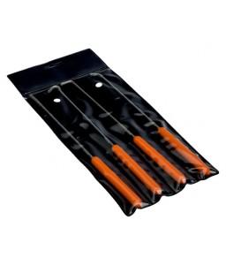 2633/S4 σουβλιά μινιατούρες/άγγιστρα/εργαλείων συλλογής σετ 150 mm-250 mm BAHCO