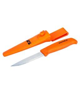 1446 γενικής χρήσης εξειδικευμένου εργαζόμενου μαχαίρι με 1-υλικού χειρολαβή BAHCO