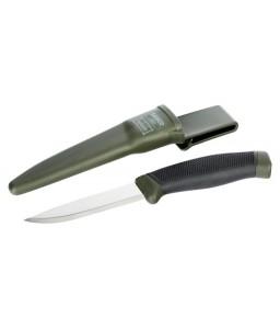 2444-LAP εξειδικευμένου εργαζόμενου Laplander μαχαίρι με δύο στοιχείων Green χειρολαβή BAHCO