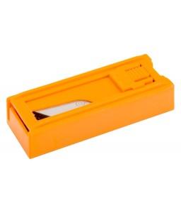 KBGU-10P-DISPEN τραπεζοειδή λεπίδες για βοηθητικό μαχαίρι - 10 τεμάχια/Dispenser BAHCO
