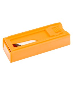 KBGU-5P-DISPEN τραπεζοειδή λεπίδες για βοηθητικό μαχαίρι - 5 τεμάχια/Dispenser BAHCO