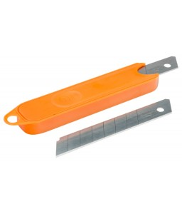 KSBG18-10DISPEN σπαστής λεπίδας - λεπίδες για βοηθητικό μαχαίρι 18 mm - 10 τεμάχια/Dispenser BAHCO