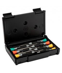 706-4 ίσια/Phillips/TORX® κατσαβίδια σετ με ακριβείας πιάσιμο - 7 τεμάχια BAHCO