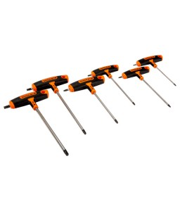 903T-2 TORX® κατσαβίδια σετ με T-χειρολαβή - 6 τεμάχια BAHCO