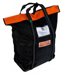 3875-SB70 σκληρή βαλίτσα σάκκος ανύψωσης με διπλά ενισχυμένους ιμάντες ανύψωσης BAHCO