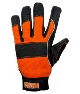 GL008-10 γενικής χρήσης γάντια με μαξιλάρι απορρόφησης BAHCO