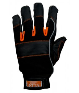 GL010-10 γάντια για αεροεργαλεία με απορρόφησης και αντικραδασμικό μαξιλάρι BAHCO
