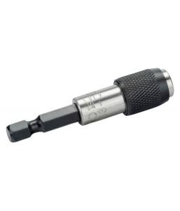 """KM653-QR 1/4"""" εξάγωνη γενικής χρήσης μαγνητική βάση μυτών με γρήγορη απασφάλιση 60 mm BAHCO"""