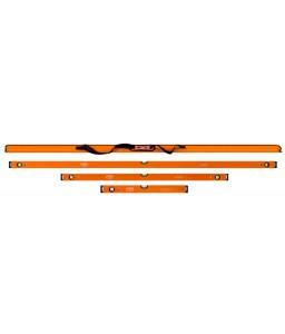 416-SET+BAG φυαλιδίου αλφάδι σετ 600/1200/1800 mm - 3 τεμάχια/σάκο μεταφοράς BAHCO