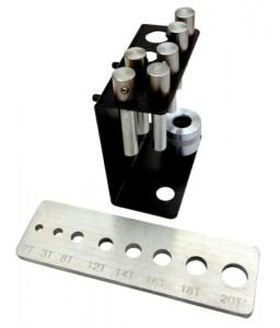 BH715-13 Σετ πείρων πίεσης για πρέσες 15 ton BAHCO