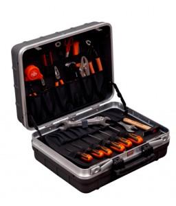 983100320 σκληρή βαλίτσα γενικής χρήσης σετ εργαλείων - 32 τεμάχια BAHCO