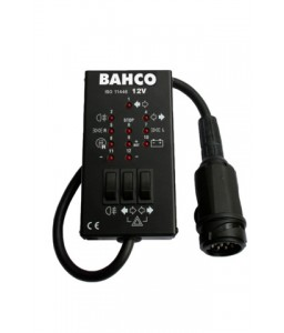 BELT1213 ελεγκτής πρίζας με simulator 13 ακίδων 12V BAHCO