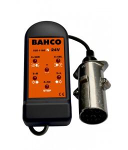 BELT247N ελεγκτής πρίζας  7 ακίδων 24V (24N) BAHCO